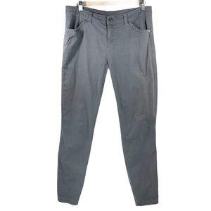 Kuhl Skinny Hiking Pants Grey Brooke Stretch